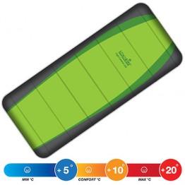 Мешок-одеяло спальный Norfin LIGHT COMFORT 200 NFL Green (+5°С)