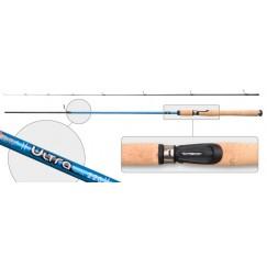 Спиннинг SURF MASTER Ultra-SMLSU-220. углеволокно. штеккерный. 2.2 м. тест: 1-9 г . 120 г