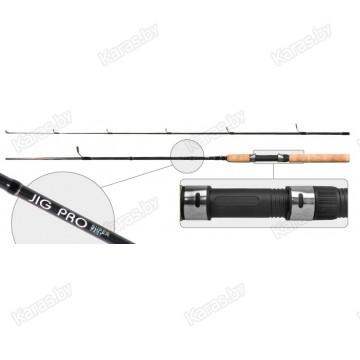 Спиннинг SURF MASTER Jig Pro-SM1701-210. углеволокно. штеккерный. 2.1 м. тест: 10-40 гр. 190 г