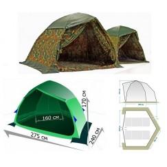 Туристическая палатка LOTOS Carp 4