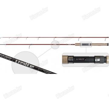 Спиннинг SURF MASTER Prestige IM-10-SM1328-270, углеволокно, штеккерный, 1,8 м, тест: 0-6 гр, 100 г