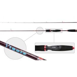Спиннинг SURF MASTER Vigore IM10 SM3065S-180, углеволокно, штеккерный, 1,8 м, тест: 2-12 гр, 180 г