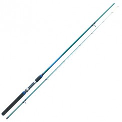 Спиннинг SALMO TAIFUN JIG SPIN 2.1м, стекловолокно, тест 3-15