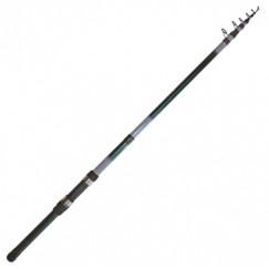 Спиннинг SALMO TAIFUN TELE BOAT, стекловолокно, 2.70м, тест 150 г, 260 г