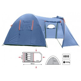 Туристическая палатка Sol Curoshio 4