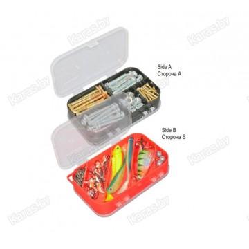 Коробка рыболовная 2х-сторонняя пластмассовая Aquatech 2510
