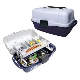 Ящик однополочный для рыболовных приманок и принадлежностей Salmo Aquatech® 2701