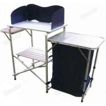 Стол складной с полками для пикника Tramp TRF - 021