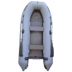 Надувная 2-3-ёх местная ПВХ лодка Жерех 290 с килем