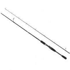Спиннинг SALMO ELITE X-TWITCH, 1.98м, углеволокно, тест 5 - 25, 135гр