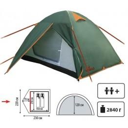 Туристическая палатка TOTEM Tepee