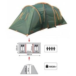 Кемпинговая палатка TOTEM Hurone