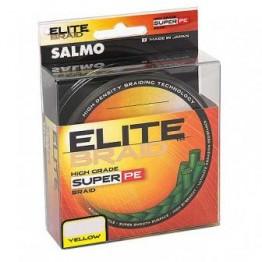 Леска плетеная Salmo Elite Braid Yellow 125 м