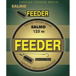 Леска плетеная Salmo Feeder 125 м