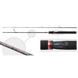 Спиннинг SURF MASTER Heavy Twitch IM9-SM-2503-168, углеволокно, штеккерный, 1,68 м, тест: 12-45 гр, 330 г
