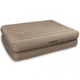 Надувная кровать Intex 66710 Twin Comfort Bed Kit 203 х 152 х 48