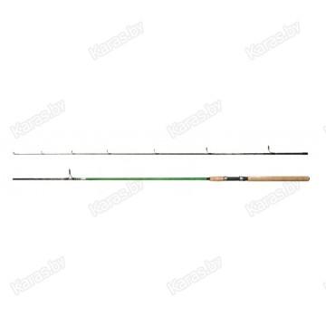 Спиннинг AKARA Zenit-AK-ZEN-3-18-210, углеволокно, штеккерный, 2,1 м, тест: 3-18 гр, 140 г
