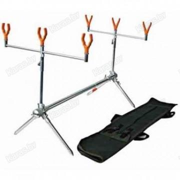 Подставка алюминиевая для удочек Salmo Rod-Pod Al 3U+3Y