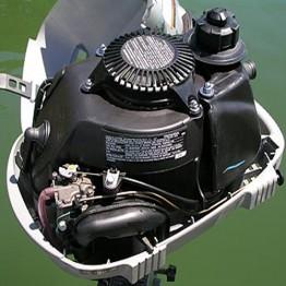 Подвесной 4-х тактный бензиновый лодочный мотор HONDA BF2.3DH-SC-HU