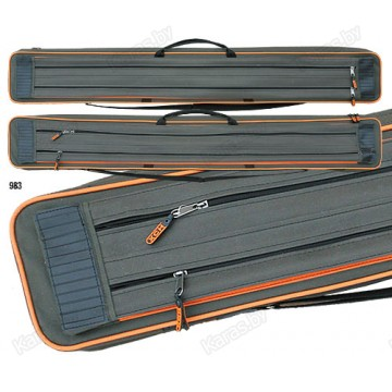 Чехол-сумка ХСН для рыболовных снастей 5-секционный (125 см)