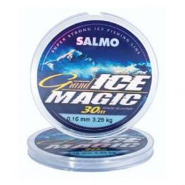 Леска монофильная зимняя SALMO GRAND ICE MAGIC