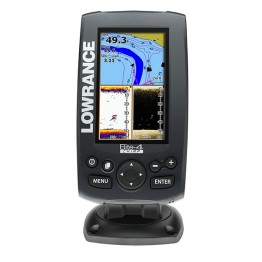 Эхолот Lowrance ELITE-4 CHIRP РУСИФИЦИРОВАН