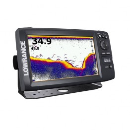 Эхолот Lowrance ELITE-9X CHIRP РУСИФИЦИРОВАН