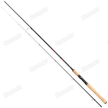 Спиннинг Mikado Essential Pearch 220, углеволокно, штекерный, 2.2 м, тест: 1-8 г, 149 г