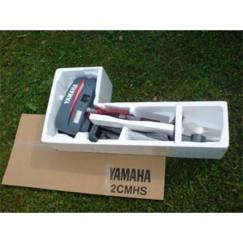 Подвесной 2-х тактный бензиновый лодочный мотор YAMAHA 2CMHS