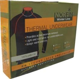 Теплое раздельное термобелье NORFIN WINTER LINE