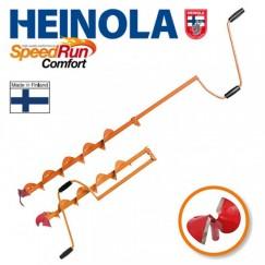Ледобур HEINOLA SpeedRun Comfort 135