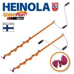 Ледобур HEINOLA SpeedRun Sport 100
