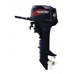 Подвесной 2-х тактный бензиновый лодочный мотор TOHATSU M40 CS