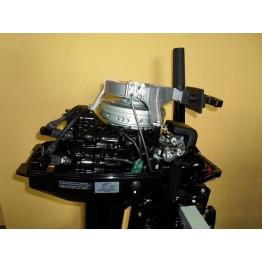 Подвесной 2-х тактный бензиновый лодочный мотор TOHATSU M9.8B S