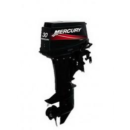 Подвесной 2-х тактный бензиновый лодочный мотор MERCURY 30M