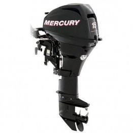 Подвесной 4-х тактный бензиновый лодочный мотор MERCURY F15EL (ДУ)