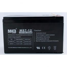 Аккумулятор для эхолота MHB MS7-12v 7ah