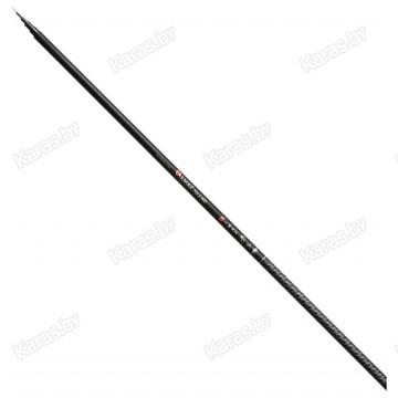 Маховое удилище Mikado Almaz Pole 6м, углеволокно, тест 10-30, 346 гр