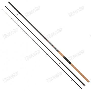 Удилище Фидерное Mikado MIKAZUKI FEEDER 390, углеволокно,  3.90 м, тест: 120 гр , 378 г