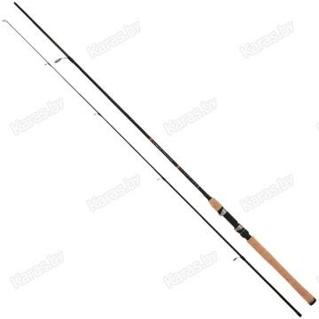 Спиннинг Mikado Tachibana Medium Light Spin 270, углеволокно, штеккерный, 2,70 м, тест: 7-17 г, 271 г