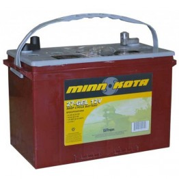Аккумулятор лодочный тяговый Minn Kota MK-27 GEL, 91Ah