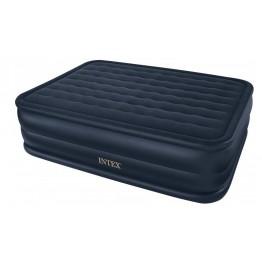 Надувная кровать INTEX Rising Comfort 152х203х56 см