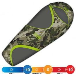 Спальный мешок NORFIN SCANDIC PLUS 350 Camo (-10°С)