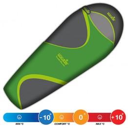 Спальный мешок NORFIN SCANDIC PLUS 350 Green (-10°С)