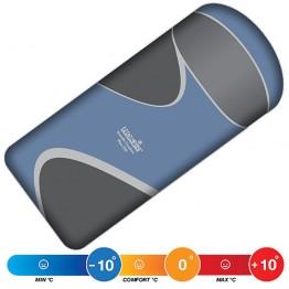 Спальный мешок NORFIN SCANDIC COMFORT PLUS 350 Blue (-10°С)