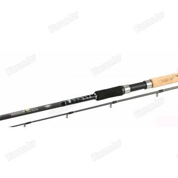 Спиннинг Mikado Nihonto Heavy Pilk 240, углеволокно, штекерный, 2.4 м, тест: 80-150 г, 350 г