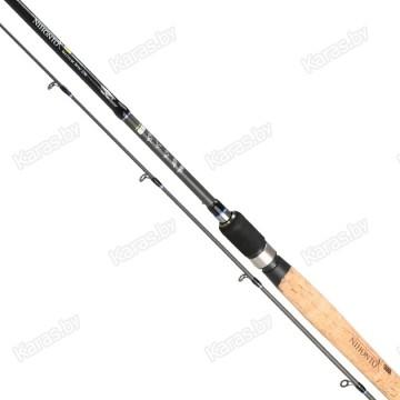 Спиннинг Mikado Nihonto Medium Spin 300, углеволокно, штекерный, 3.0 м, тест: 5-25 г, 230 г