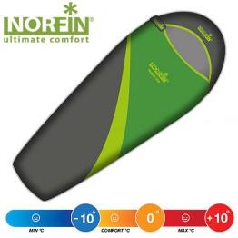 Спальный мешок NORFIN SCANDIC 350 Green
