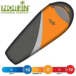 Спальный мешок NORFIN SCANDIC 350 Orange (-10°С)