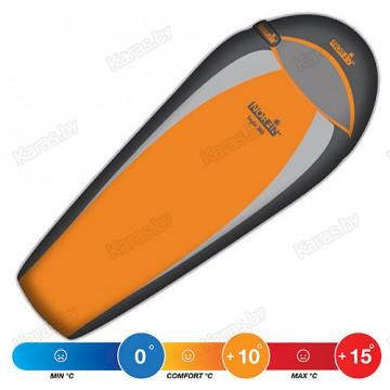Спальный мешок NORFIN LIGHT 200 Orange (0°С)
